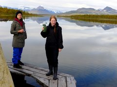 Norjalaista vettä