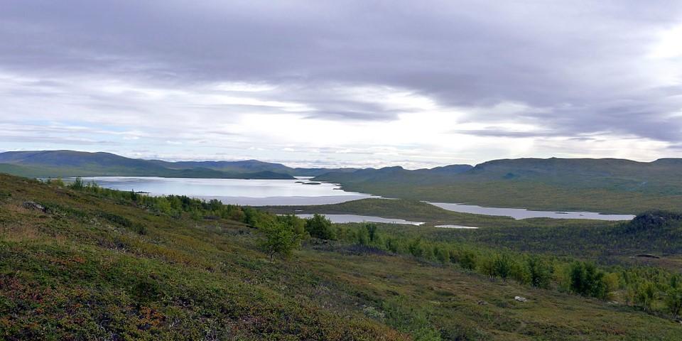 Lac Kilpisjärvi
