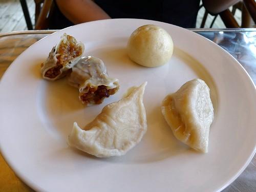 Dim sum -brunssi, Ravintola Asia I