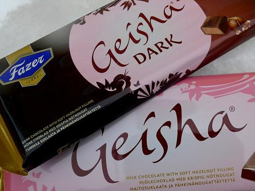Fazer Geisha Dark