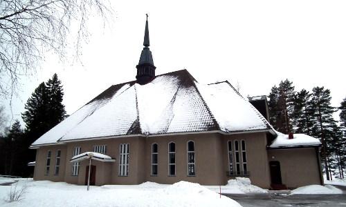 Haukivuoren kirkko