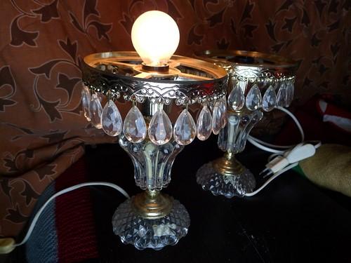 Joulukirppis: lamput