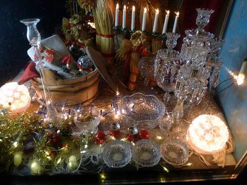 Joulukirppis: tuikkukupit, kynttelikkö