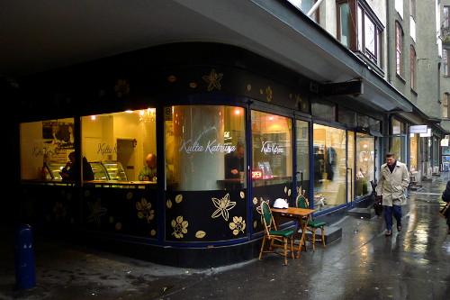 Kahvila, Bulevardi 15