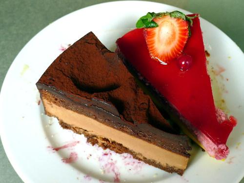 Kakkugallerian kakkubuffet, kolmas lautasellinen