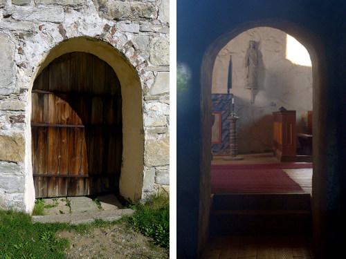 Keminmaan vanha kirkko