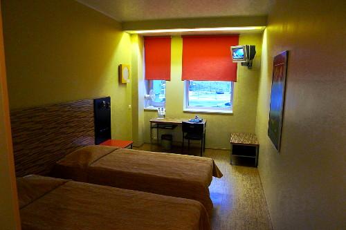 Huone, City Hotel Portus, Tallinna
