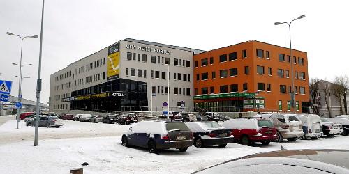 City Hotel Portus, Tallinnan satama