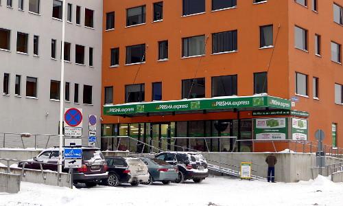 Prisma Express, Tallinnan satama