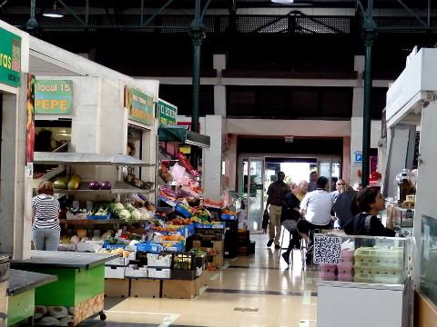 Mercado del Puerto, Las Palmas