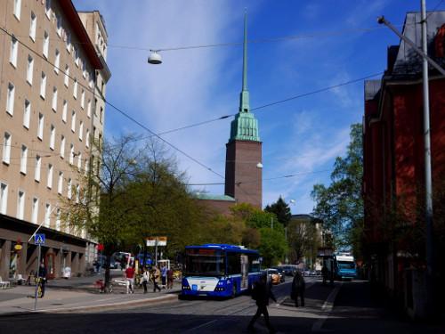 Agricolan kirkko, Helsinki
