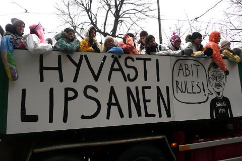 Penkkarit 2009 (Helsinki)