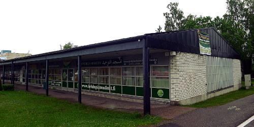 Roihuvuoren moskeija