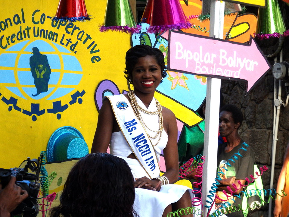 Jade Romain, Miss Dominica 2017