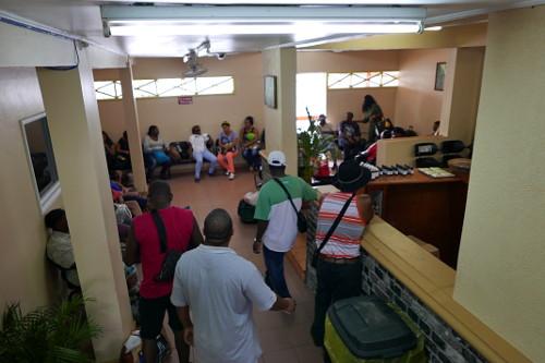 Roseau Ferry Terminal, Dominica
