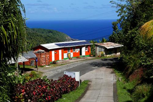 Salybia, Dominica