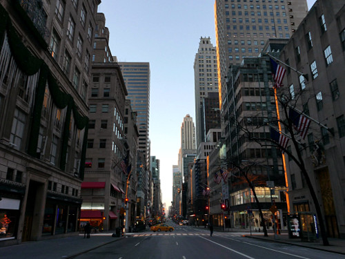 New York, 5th Avenue