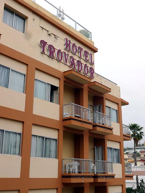 Hotel Trovador, Puerto de la Cruz, Teneriffa