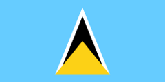Saint Lucian lippu
