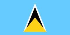 Saint Lucian lippu
