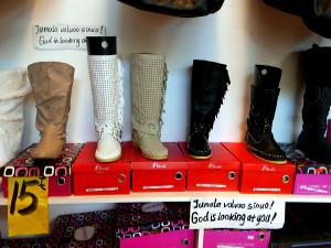 Kenkäkauppa, Vuosaari