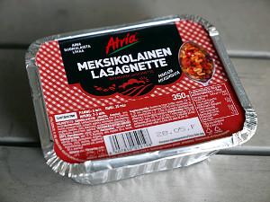Atria meksikolainen lasagnette