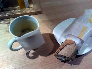 Tee ja patonki, Café Picnic
