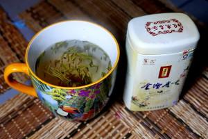 Kiinalaista teetä