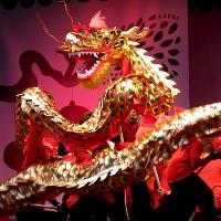 Kiinalainen uusivuosi 2017 on lauantaina 28.1.