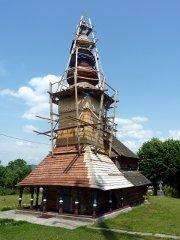 Svaljavan Pyhän Mikaelin kirkko, Ukraina