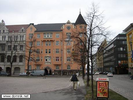 Kasarmitori Helsinki
