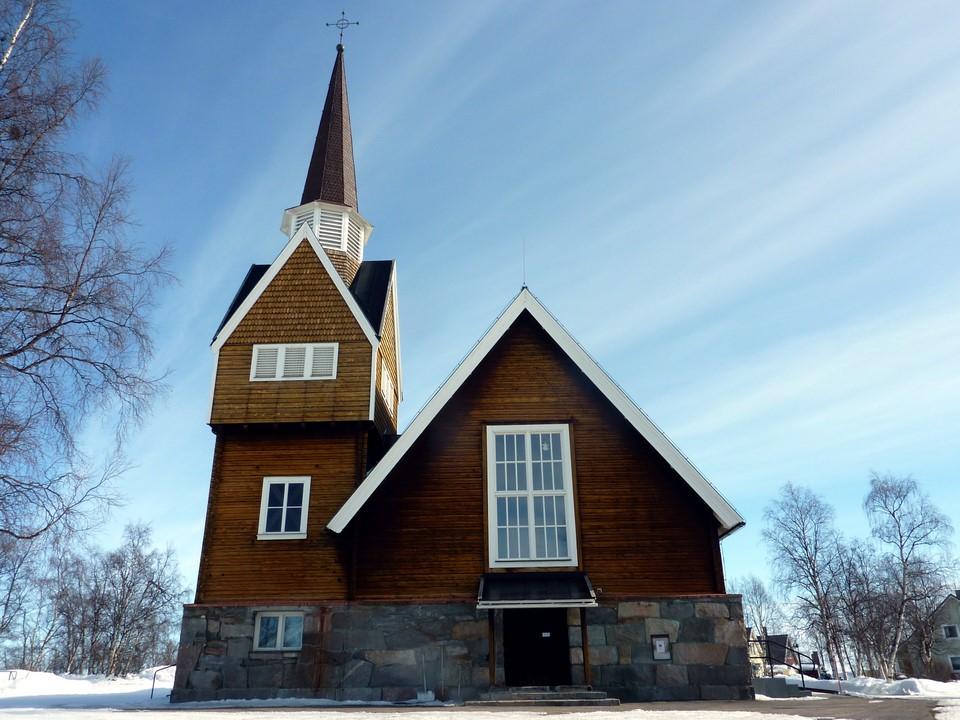 Karesuandon kirkko