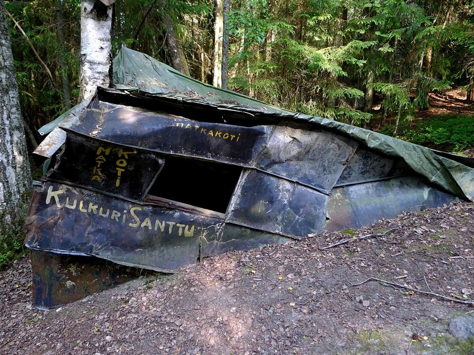 Travellers' home Santtu the Vagabond