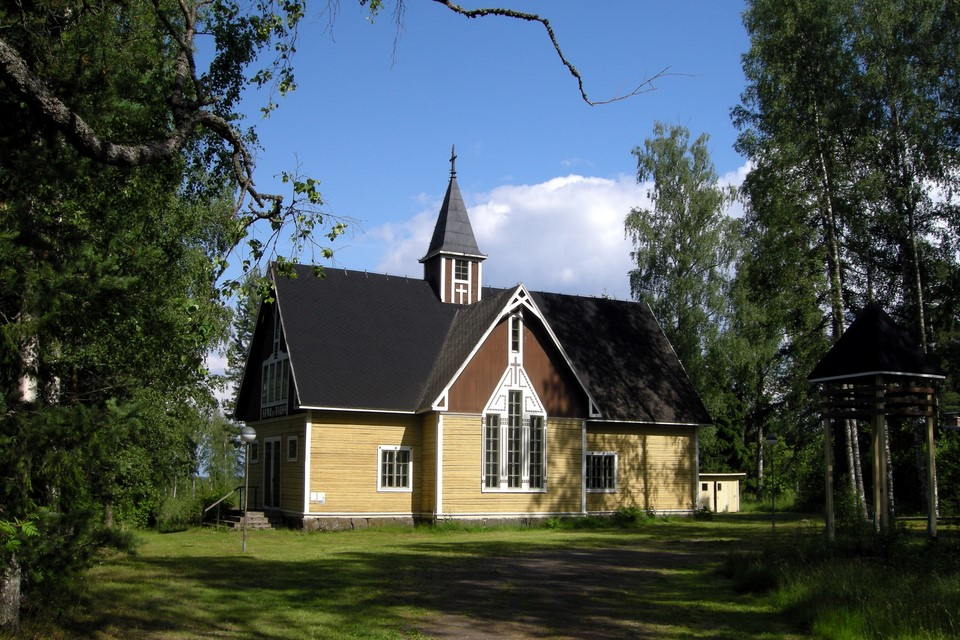 Himalansaari Church