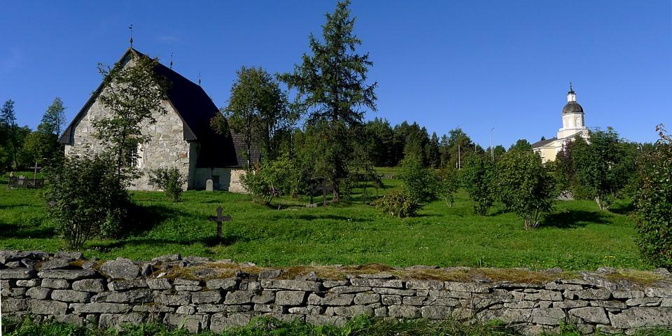 Vanha ja uusi kirkko