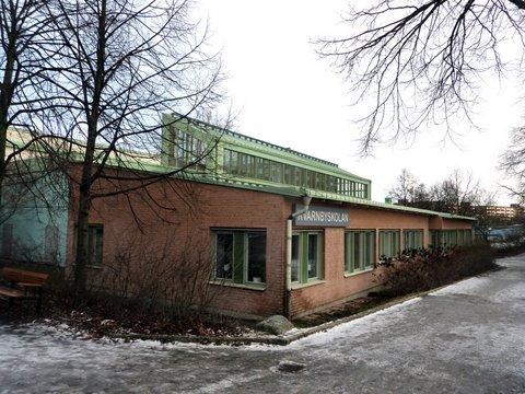 Kvarnbyskolan on koulu Rinkebyssä