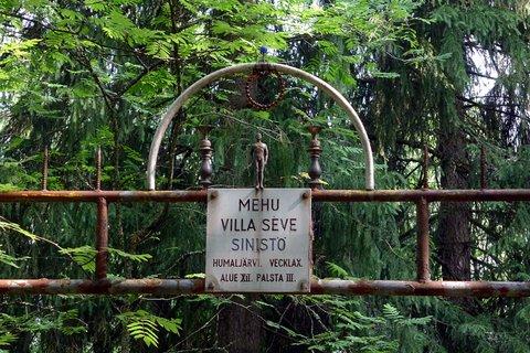 Mehu Villa Sève Sinistö, Humaljärvi Vecklax