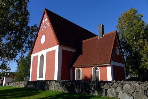 The medieval church of Kalix