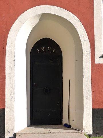 Door of the year 1923