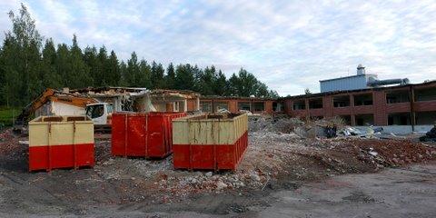Rantakylä school, Mikkeli
