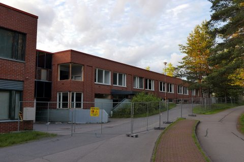 Rantakylä Secondary School