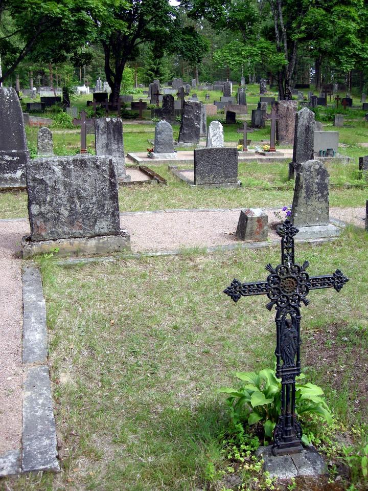 Jaalan hautausmaa / Jaala cemetery