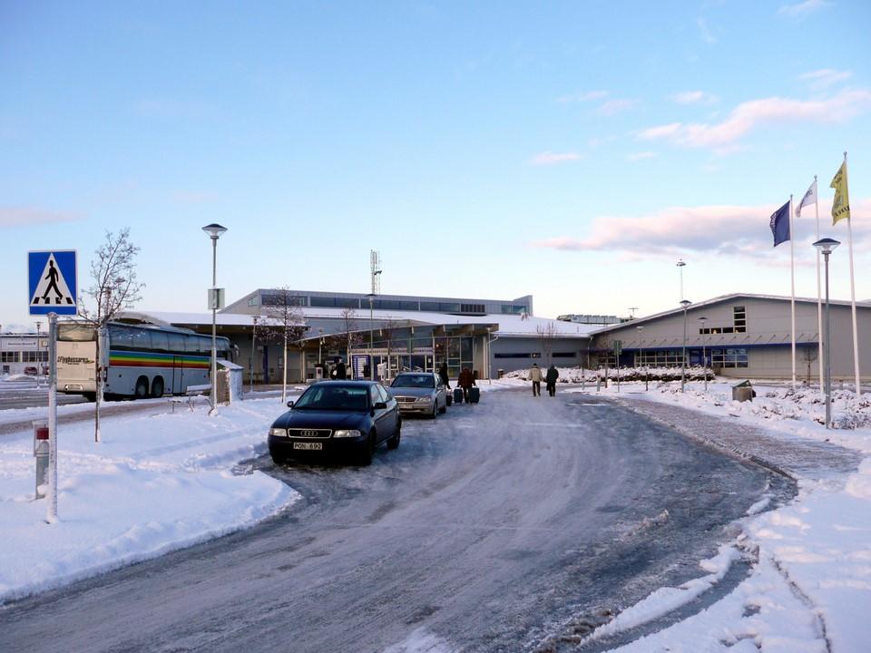 Stockholm-Skavsta Airport, Nyköping
