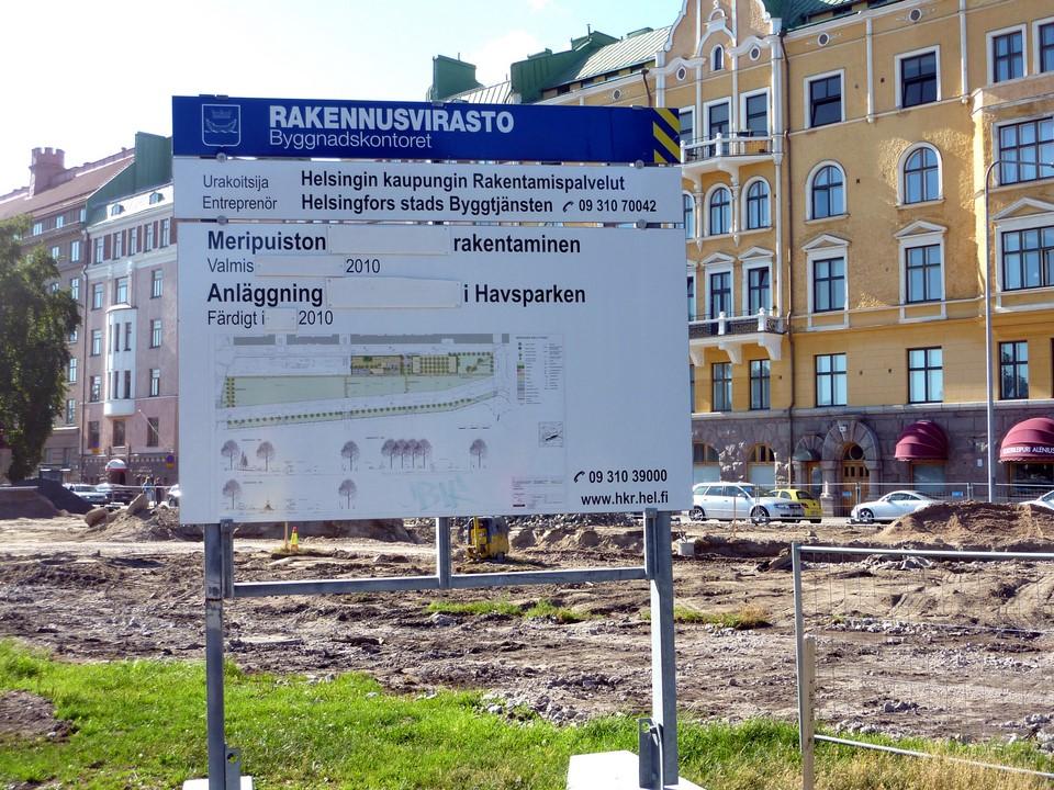 Helsingin kaupungin rakentamispalvelut