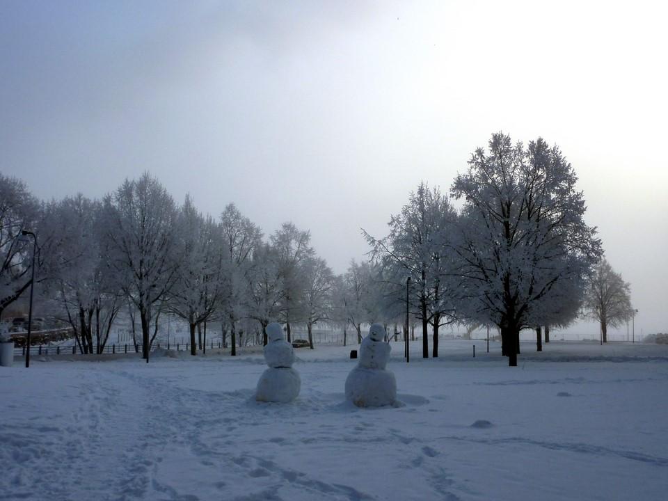 Snowmen / Lumiukot