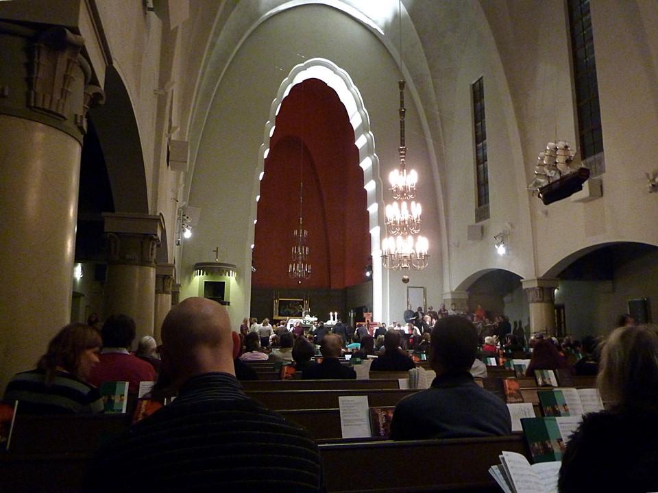 Tuomasmessu / St Thomas Mass, Helsinki