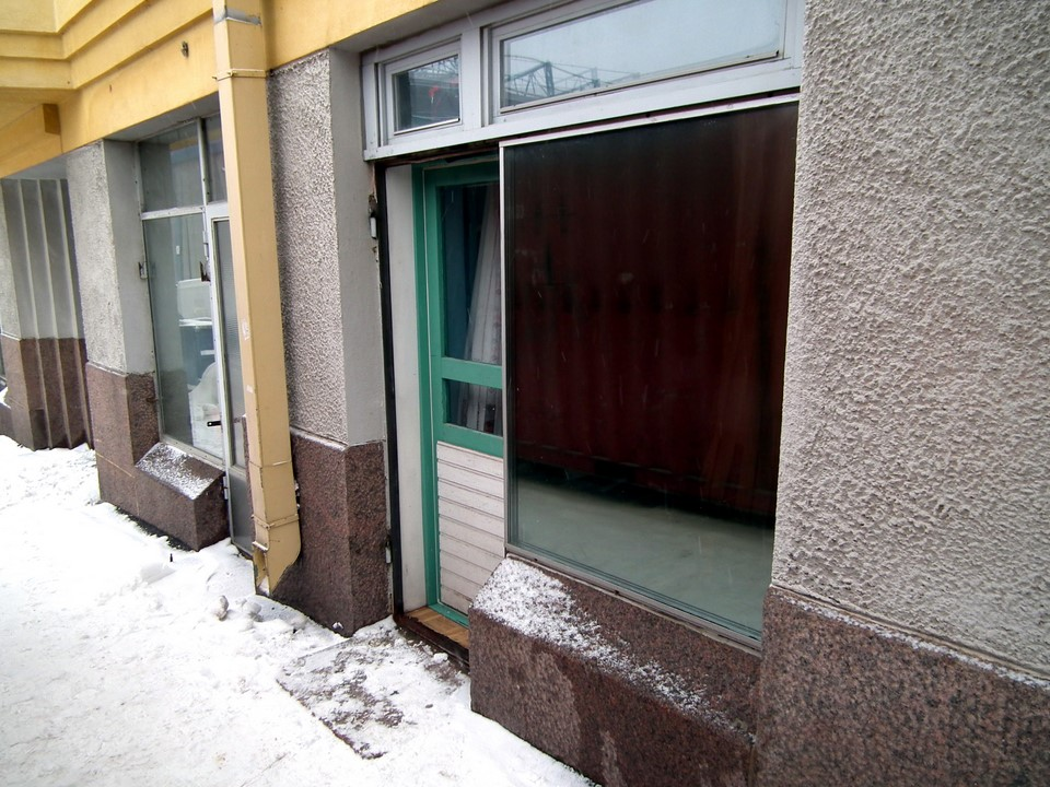 Asunto ilman ulko-ovea