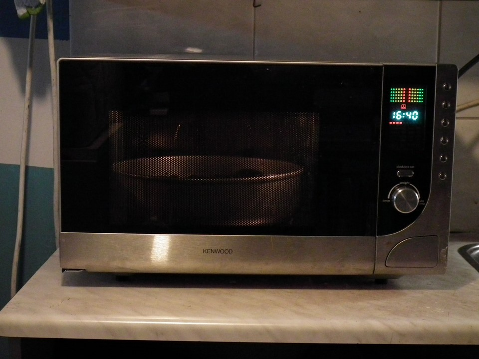 Kenwood CJSS252 microwave oven
