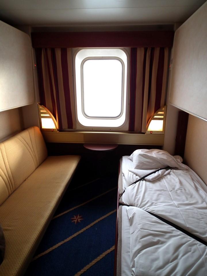 Viking Mariella: hytti / cabin