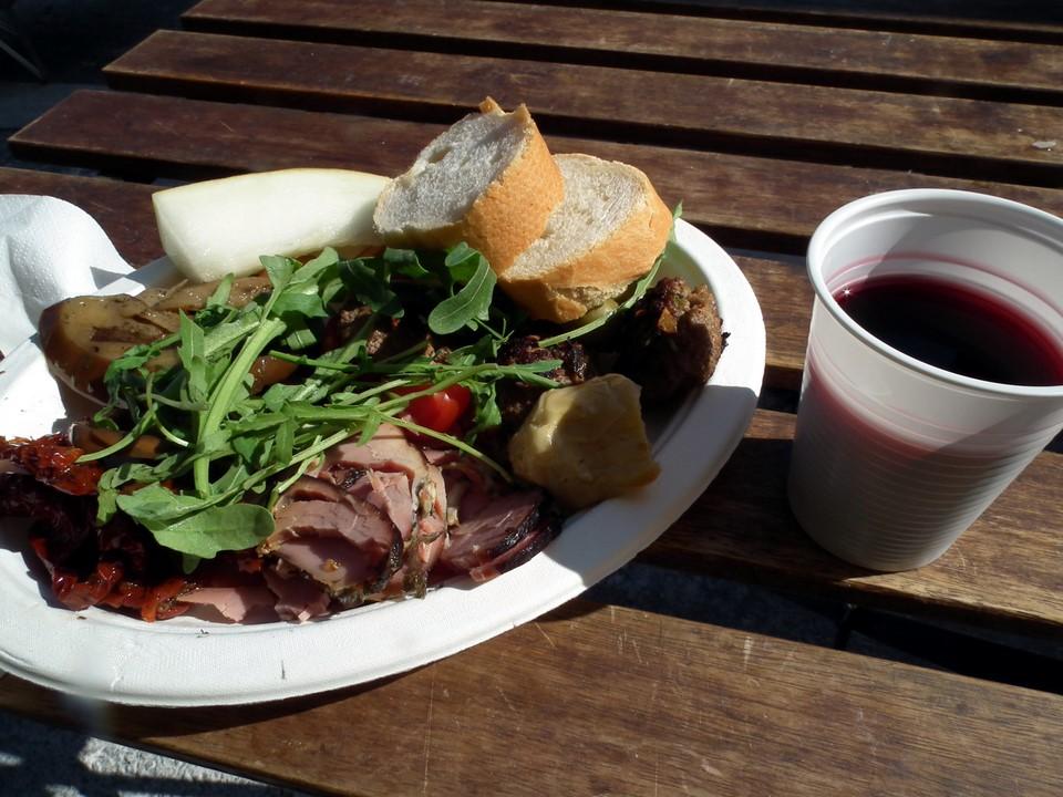 Ravintolapäivä / Restaurant Day